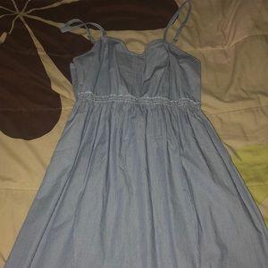 Cute blue Cutter & Buck dress